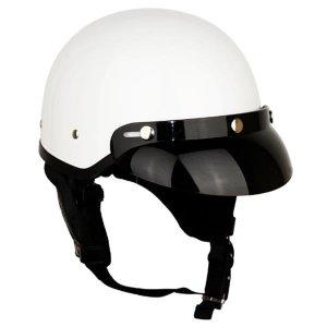 한미 반모903 화이트 오토바이 스쿠터 헬멧