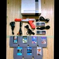 닌텐도 북미판 컴보이 NES