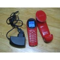 인터넷전화기 KT QOOK EV201-909W 빨강 중고 D18