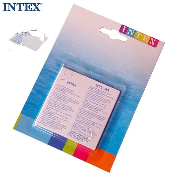 인텍스 정품 수t선패치 보트 튜브 풀 물놀이용품 수선