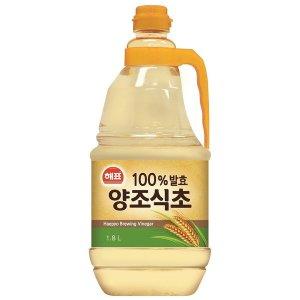 해표_100%발효양조식초_1.8L