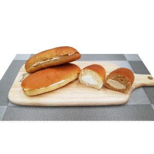 경성명과 수제 베이커리 모카크림빵 4개 + 크림빵 5개