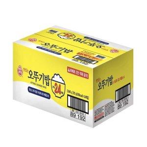 오뚜기_맛있는오뚜기밥_210Gx24입