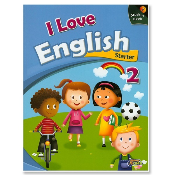 The Hermit Crab I Love English Starter 2 - Student Book