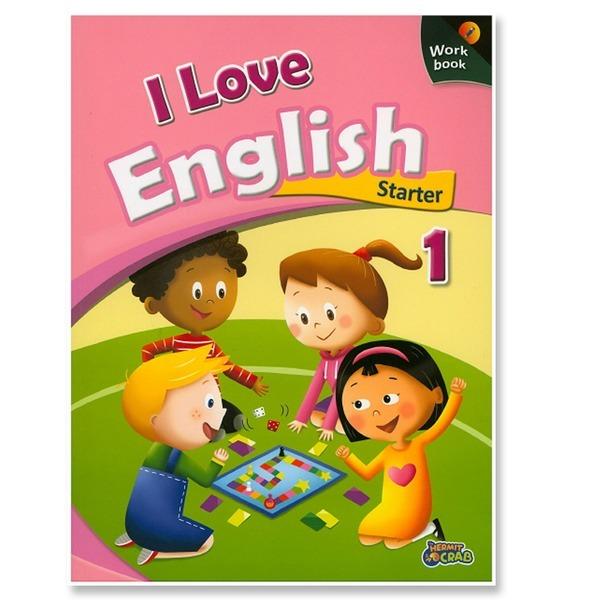 The Hermit Crab I Love English Starter 1 - Work Book