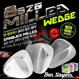 名品브랜드1위 2020 벤세이어스/BENSAYERS 8620 탄소강 SPINBACK MILLED 연철단조 스핀밀드  웨지 백스...