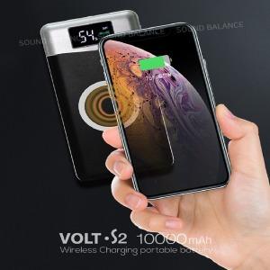 엑스트라정품 VOLT-S2 무선 보조배터리 10000mAh