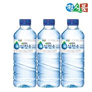 정식품 심천수 샘물 500mlx40팩 신제품 생수 행사