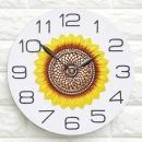 인테리어시계 스톤해바라기(W)/집들이 개업선물 소품