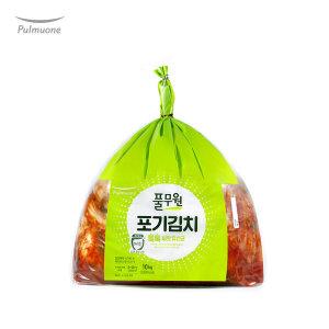 톡톡 포기김치 10kg(시원하고 깔끔한맛)
