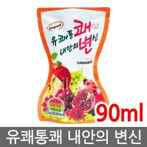유쾌통쾌 내안의변신 90ml 1포/식이섬유/푸룬/쾌변