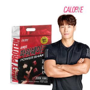 칼로바이 퍼펙트파워쉐이크 포대유청 WPC 초코맛 1개