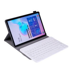 갤럭시탭S6  블루투스 키보드 다이어리형 케이스포함