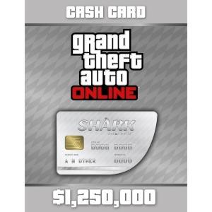 PC GTA5 샤크카드 125만 달러 락스타 코드 발송