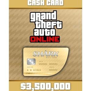 PC GTA5 샤크카드 350만 달러 락스타 24시간 발송