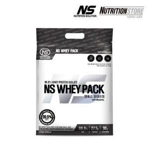 NS포대유청 WPI 단백질 헬스보충제 프로틴 무맛 2kg