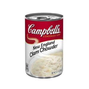 캠벨 크램 차우더 스프 298g 미국 오리지날 스프