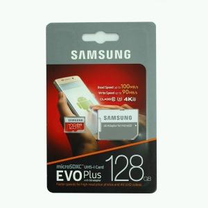 삼성 microSDXC 128GB PLUS U3 4K 외장메모리