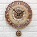 인테리어시계 해피해바라기(G)/집들이 개업선물 소품