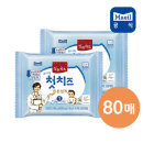 상하 유기농 첫치즈1단계 18g x 80매