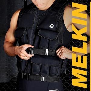 멜킨 중량조끼 머슬업 베스트 웨이트 12kg 20kg