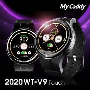 2020 마이캐디 WT V9 터치 시계형 GPS 거리측정기