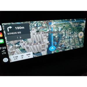애플 카플레이 아이나비 카카오 T맵 소니 XAV-AX5000