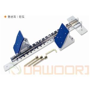 스타팅블럭 올림픽/준경기용/알루미늄  PVC재질/육상