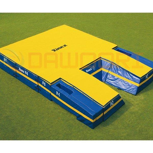 장대높이뛰기매트(VPVP-700) 600X800X80cm 방수PU재질