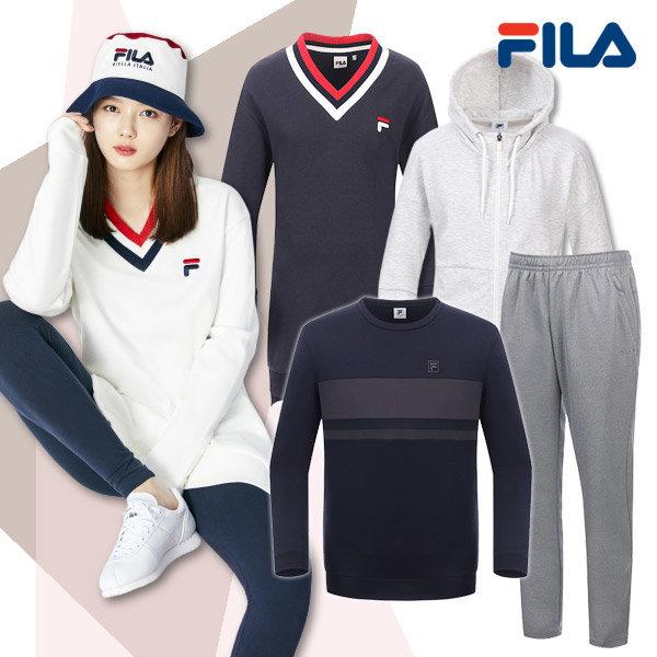 휠라/르까프 FW이월특가 트레이닝복/티셔츠/자켓/팬츠