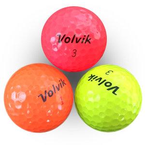 볼빅 로스트볼 컬러혼합 10알/LBV005