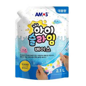 아모스 물풀 2.1L /초강력 접착/리필