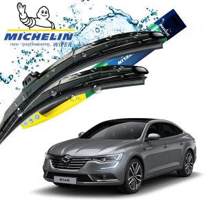 SM6 미쉐린 와이퍼 2P 1SET 하이브리드 자동차용품