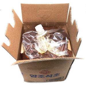 BIB 오뚜기 양조식초 18L /비닐포장