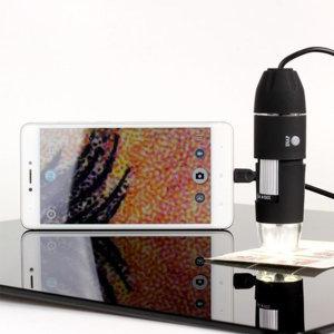 디지털 현미경 USB타입 1000배 미니사이즈