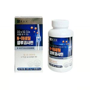 종근당 N-아세틸 글루코사민 600mg x 90정 1병
