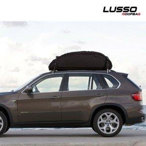 루쏘 3D 루프백/자동차 캐리어 캠핑 차량용품