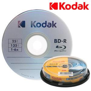 블루레이 BD-R 25GB 6배속 10장/공DVD/공CD
