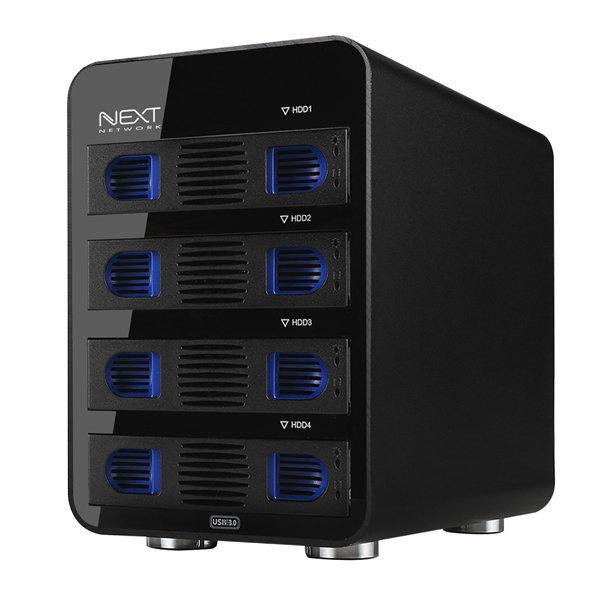 SB NEXT-804U3 RAID/4베이/USB3.0/데이터/스토리지