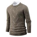 남자 스웨터 남심도사로잡은 라운드넥 니트 tn0950