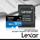 렉사 MicroSD 633배속 128GB 메모리 정품 고속 AS보증