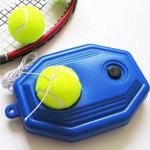 테니스 셀프 트레이닝 툴 세트 리턴볼 솔로 혼자 운동