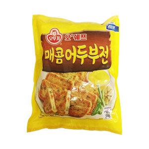 오뚜기 매콤어두부전1000g