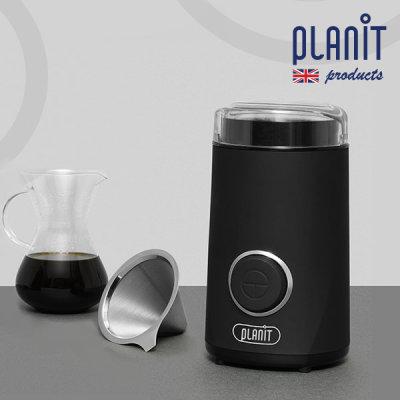 플랜잇 커피 그라인더 커피 전동 분쇄기