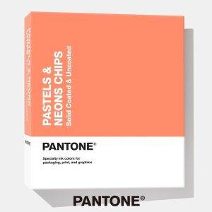 팬톤 칼라북 파스텔 네온 칩 CU(1권) GB1504A