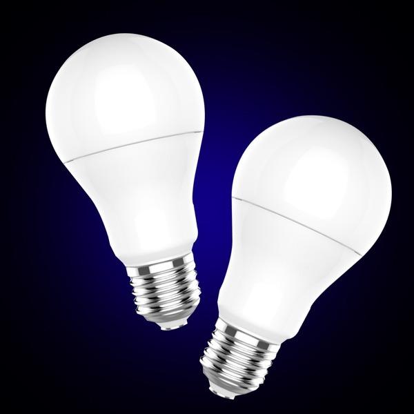 우리조명 장수 LED A19 8W 10W 12W 15W 주광색 전구색