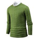 남성 라운드넥 니트 보이 꽈배기 남자 스웨터 tn0921