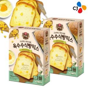 (CJ) 옥수수 식빵믹스760g x5개