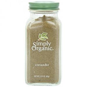 Simply Organic Coriander 심플라이 오가닉 고수가루