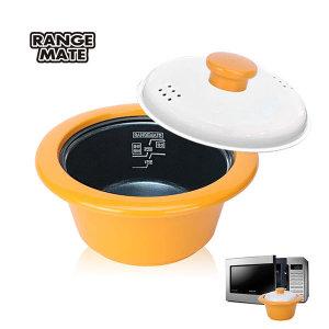 렌지메이트 프로2 (미니쿠커단품) 전자렌지밥짓기